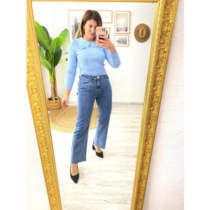 Jeans a palazzo 7397